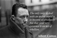 Albert Camus quote