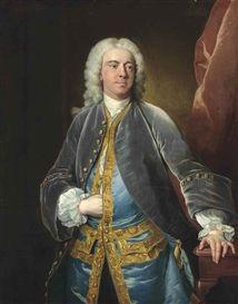Portrait of a gentleman, first half 18th century, French School