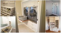 10 Clever Hacks to Make Your Laundry Room More Functional