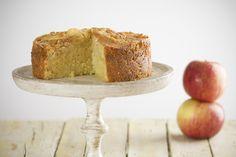 Pastel de manzana de Normandía