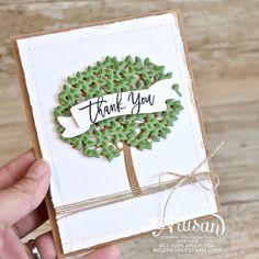 nice people STAMP!: Thoughtful Branches: Sneak Peek Stampin' Up! Artisan Blog Hop                                                                                                                                                     More