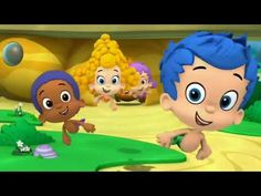 Bubble Guppies full episodes In English - YouTube Mickey Mouse Parties, Mickey Mouse Birthday, Frozen Birthday, Unicorn Birthday Parties, 2nd Birthday, Happy Birthday, Bubble Guppies Centerpieces, Bubble Guppies Birthday, Ladybug Party
