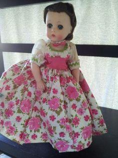 Madame Alexander Doll BETH Little Women 1950's