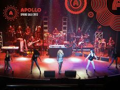 RED : Projects : Apollo, Spring Gala