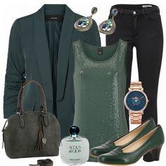 Frühlings-Outfits: Merlin bei FrauenOutfits.de