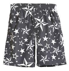   City Threads Boys Swim Shorts - Stars  