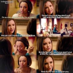 + [6x22] Bonnie and Elena goodbye scene Part 3/4 . Give credit if you repost {#tvd #tvdfamily #barolena}