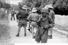 Fallschirmjäger, Kondomari Massacre, Crete 1941 - pin by Paolo Marzioli