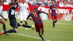 Sevilla FC - FC Barcelona (2-1) | FC Barcelona