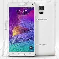 Samsung Galaxy Note 4 Android Unlocked Smartphone Mobile Phone Good a for sale online Unlocked Smartphones, Newest Smartphones, Unlocked Phones, T Mobile Phones, Mobile Smartphone, Android Smartphone, Android 4, Galaxy Note 5, Verizon Wireless