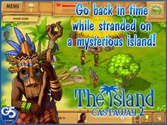 The Island: Castaway 2 HD (Full) on App Store:   LIMITED TIME OFFER! Dont miss out! Have you played the prequel to this fascinating game? Dont miss The Island: Castaway - on iPad and iPhone! The much-anticipated sequel to the vibrant simulation game The Island: Castaway is here! Embark on an unbelievable adventure that will change...  Developer: G5 Entertainment  Download at http://ift.tt/1DegWbd