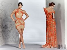 Dar Sara 2013 collection - Couture - http://www.flip-zone.net/fashion/couture-1/fashion-houses/dar-sara-4369