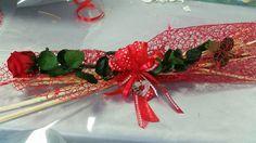 Una rosa personalizzata è per sempre! www.labottegadeisogni.biz