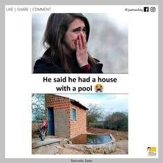 Funny Jokes In Hindi, Some Funny Jokes, Crazy Funny Memes, Wtf Funny, Funny Attitude Quotes, Funny Quotes, Dear Diary Quotes, Really Funny Joke, Funny Fun Facts