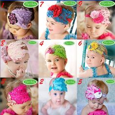 Topbaby new arrival baby christmas peacock feather series hair accessory hair band hairpin headband 3139
