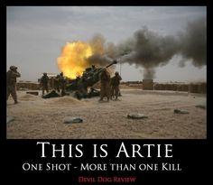 Artillery - Yes