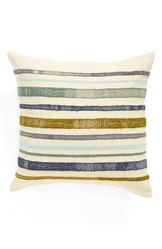 Nordstrom+at+Home+Irregular+Stripe+Accent+Pillow+available+at+#Nordstrom