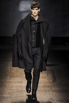 Manuel Vera - Salvatore Ferragamo Fall 2013 (best looks)