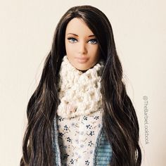 Winter Sonnet - cardigan from star dolls floral shirt and leggings from a clone doll shoes from Licca  doll#barbie #barbiestyle #barbiecollector #fashion #style
