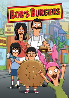 Bob's Burgers http://www.fox.com/bobsburgers/