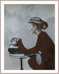 Anna Nimcsevity:Alone 2