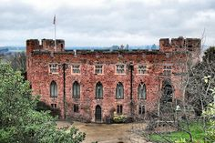 Shrewsbury Castle, Shropshire, England ◆ United Kingdom