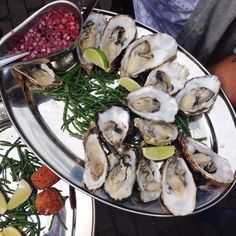 10 Best Spots To Eat Oysters in Amsterdam