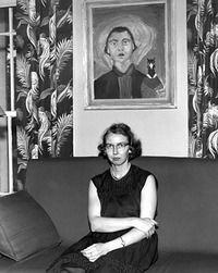 "Here's an amazing quote by this literary icon, Flannery O'Connor: ""People without hope not only don't write novels, but what is more to the point, they don't read them. They don't take long looks at anything, because they lack the courage. The way to despair is to refuse to have any kind of experience, and the novel, of course, is a way to have experience."""