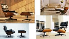 Ray & Charles Eames, Lounge chair