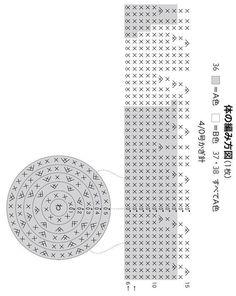 ! ぬくもり トップ ニット・編み物 【簡単】ねこの編みぐるみの作り方(3種類の猫) 2020年07月15日更新 あみぐるみ(33) 動物(77) 猫(19) どうぶつのあみぐるみの編み方(10)