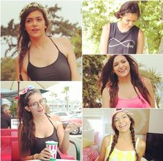 Summer Hairstyles By Bethany Mota