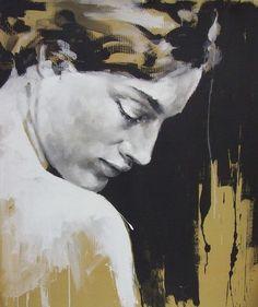 Kai Fine Art is an art website, shows painting and illustration works all over the world. Italian Painters, Italian Artist, Open Art, Portrait Art, Face Art, Figure Painting, Mixed Media Art, Painting Inspiration, Art Drawings
