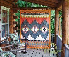 Quilting: Modern Montana Quilt Pattern