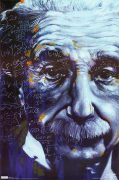 Einstein - Artistic Formulas