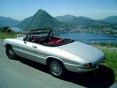Alfa Romeo 1750 Spider Volace Series 1