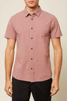 Short Sleeve Button Up, Button Up Shirts, Library Photo Shoot, Casual Shirts For Men, Men Casual, Black Outfit Men, Bright Shorts, Men's Wardrobe, Wardrobe Ideas