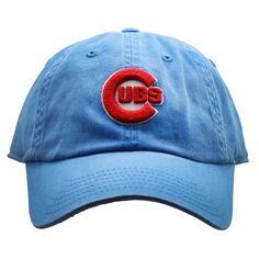 de38c6575dc American Needle Chicago Cubs Raglan Baseball Hat Chicago Cubs