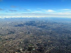 Tokyo Metropolis from Above