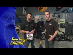 Factory Five 33 Hot Rod Two Guys Garage Build Part 1