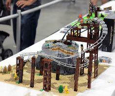 rollercoaster lego - Google Search