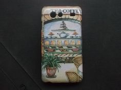 Bakerry Shop decoupage case for  Samsung galaxy Advance /Cover case / Hard Case / Accessories / smartphone on Etsy, ฿506.54