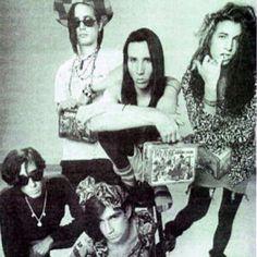 Marilyn Manson <3 Spooky KIds
