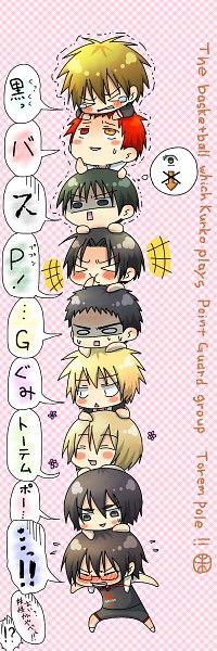 Kuroko no Basuke (Kuroko's Basketball) Image #1314650 - Zerochan Anime Image Board