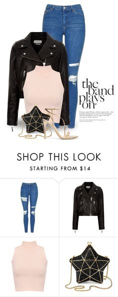 """""""Nov 24th (tfp) 2596"""" by boxthoughts ❤ liked on Polyvore featuring Topshop, Étoile Isabel Marant, WearAll, Aspinal of London, Gianvito Rossi and tfp"""