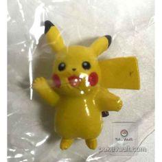 Pokemon Center 2012 Keshipoke BW Series #4 Pikachu Pokeball Figure