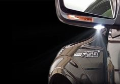 Ford Truck Accessory - Recon Ford F-Series Ultra High Power LED Mirror/Puddle Lights