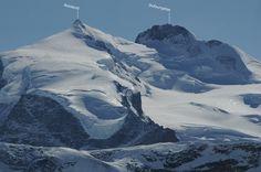 Dufourspitze (4,634 m. a. s. l.)