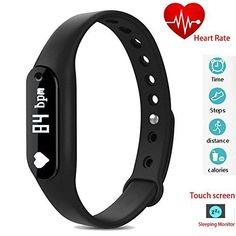 Twinbuys Smart Bracelet Band Touch Screen Fitness Tracker... http://www.amazon.com/dp/B01GJ2PIM2/ref=cm_sw_r_pi_dp_vfsvxb0FH86GW