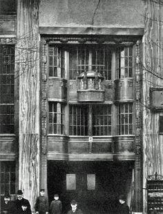 Potsdamer Str 3_Weinhaus Rheingold_unten die Einfahrt für den Lieferverkehr, von Bruno Schmitz_aus BAW Januar_1908