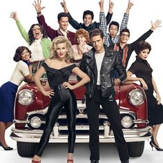 """More Details On """"Grease: Live"""" And A New Poster - http://oceanup.com/2015/12/18/more-details-on-grease-live-and-a-new-poster/"""